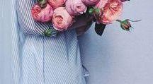 // flowers // / Les fleurs, toutes les semaines je m'offre un petit ou gros bouquet.