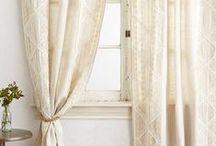 Vorhänge,Kissen und Teppiche