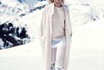 //look pour le ski// / Look de ski  Inspiration pour être stylée sur les pistes de ski.