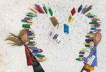 Lezen/reading / by juf Pien