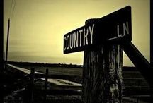 COUNTRY / by I'm Your Huckleberry