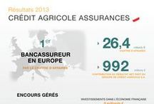 Résultats Crédit Agricole Assurances / Les résultats commerciaux et financiers de Crédit Agricole Assurances pour l'année