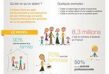 Mécénat en faveur des aidants / Depuis 2010, Crédit Agricole Assurances s'est engagé dans une action de mécénat en faveur des associations  locales qui œuvrent auprès des aidants familiaux et bénévoles