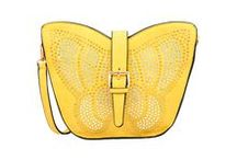 ♥ Mellow Yellow ♥ / Yellow everything bags!