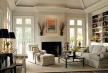 Interiors - Living Spaces