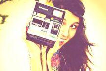 Polaroid Joy / POLAROID CAMERAS!!! / by Alexandra Walborn