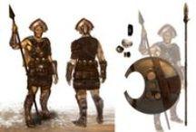 Concept art / Concept art for Skara The Blade Remains