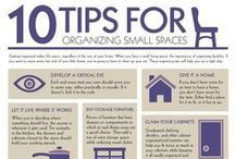 Small Suite Living Ideas / How to make the most of your smaller rooms.