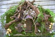 sprookjestuin fairy garden / by Jack Veldhuizen