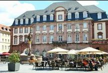 My Travel - Germany / The German leg of our 10-year Wedding Anniversary trip, 2014