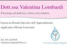 Valentina Lombardi, Psicologa Saronno (VA) - PROGETTI / Iniziative, progetti e servizi che propongo a Saronno (VA) Il mio studio si trova in Via Piave, 3 a Saronno (di fianco all'ex bocciodromo)