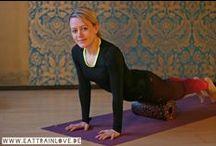 Faszien, stretch, Pilates etc.