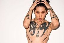 Miyavi / Japanese singer-songwriter, Samurai-Guitarist and record producer