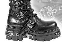 CyberGoth Boots