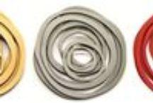 BISUTERIA GRAO-GAYOSO OVILLOS / Nuestra bisuteria de acetato la diseñamos y elaboramos artesanalmente. Coleccion Ovillos