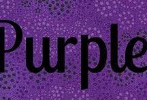 Purple / Purple stuff