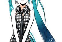~Vocaloid~ / VOCALOID HOT-NESS AND KAWAII-NESS!!!