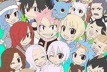 Fairy Tail / I want this to be my family >.<