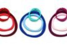 BISUTERIA GRAO-GAYOSO Orbitas / Nuestra bisuteria de acetato la diseñamos y elaboramos artesanalmente