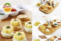 Sublime Starters / We believe the best way to start off a perfect meal is with a Zespri Kiwifruit.