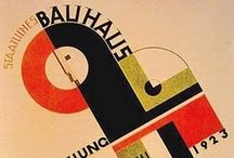 Bauhaus & Constructivism / - Bauhaus - Constructivism - De Stijl -  Suprematism - / by Anthony