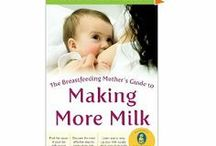Books for Moms I Love / Here are some of my favorite books on breastfeeding and motherhood that I *didn't* write.
