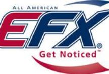 All American EFX / All American EFX Products
