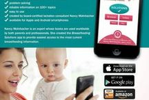 App: Breastfeeding Solutions / See how version 1.3 of my Breastfeeding Solutions app for Android and iPhones works. Also includes links to a 2-min. demo YouTube video, its flyer for sharing, and online reviews by others.