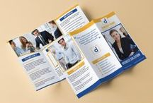 Templates / Business Cards - Flyers - Brochures...
