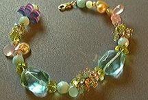 Favorite jewelry pieces / by Pam Jozwiak