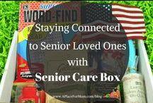 Blogs / Blog posts from our partners at SeniorCareBox.com. / by SeniorCareBox.com
