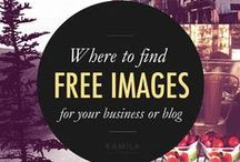 Design: Images / All about finding free sources of images for you to use