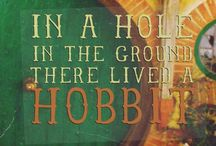 Middle Earth / Lord of the Rings, the Hobbit, Tolkien