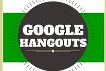 Social Media - Google Hangouts / How to get the most out of Google Hangouts - Ever considered using Google Hangouts for Podcasts? Wave of the future...