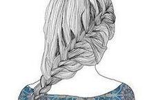 braids | flätor | trenes / by @etvinyals