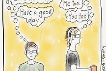 introversion | inåtvändhet | intraversió / by @etvinyals