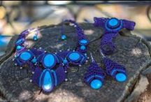 Handmade jewls on heraki.gr / Χειροποίητα κοσμήματα των μελών του heraki.gr