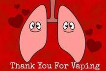 Vapor is not about clouds. / Vapor / E-cigs
