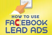 Social Media - Facebook Lead Ads / Leads ads are the best way to run lead generation campaigns on Facebook. Lead ads let people show their interest in a product or service by filling out a form with their details and allowing a business to follow up with them.