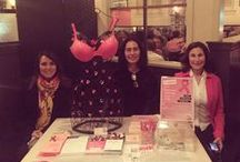 Pink Pearl Night / Our first Pink Pearl Night supporting YWCA Princeton's Breast Cancer Resource Center