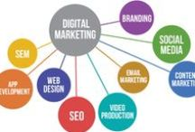 2016 Digital Marketing / Digital marketing is an umbrella term for marketing of products or services using digital technologies.   Digital marketing activities are search engine optimization (SEO), search engine marketing (SEM), content marketing, content automation, campaign marketing, and eCommerce marketing, social media marketing, Email direct marketing, display advertising, eBooks and any other form of digital media.
