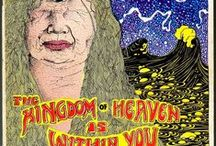 """[K] Underground Comix Will Never Die / If the """"Kingdom of Heaven is Within you"""" (just kidding)"""
