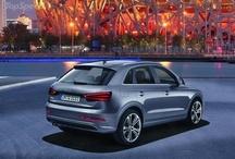 Audi Q3's / by ben newton