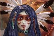 Native American Indian Spirit, Wisdom & Beauty / by Nat Deaner