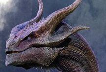 Concept Art - Dragons & MixedReptiles