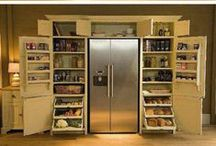 Dream Kitchens / Awesome Kitchens and related items. As with any of my boards, feel free to pin as few or as many as you like. I do not own these pins, they are for sharing! I consider re-pinning a compliment so enjoy! / by Georgetta Wilson