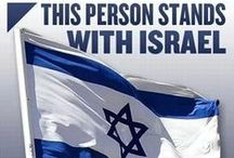 We Support ISRAEL / As born again believers we support Israel. We believe in God & what the Bible, God's Holy Word tells us to do. When Jesus returns, the Jewish People will know in one day He is King of Kings & Lord of Lords. As Christians we need to pray & ask God to forgive us our sins & show us how we can support & lift up Israel.  / by Kj's Inspiration