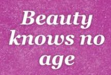 Ageless Beauty / Beauty comes from the inside out and is ageless. Be happy, be active, be beautiful at any age!  As with any of my boards, feel free to pin as few or as many as you like. I do not own these pins, they are for sharing! I consider re-pinning a compliment so enjoy. / by Georgetta Wilson