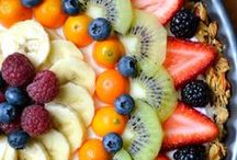 Let's do Brunch! / Breakfast is the most important meal of the day anyway you slice it. We love having Brunch in our family w/Coffee, Hot Tea, Juice & a variety of fresh fruits, omelets & pastries... / by Kj's Inspiration