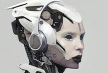 Concept Art - Science Fiction